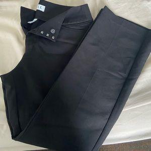 Elle Black Dress /Work Pants